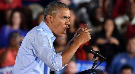 Tong thong Obama gian du cong kich cac nghi si dang Cong hoa - Anh 1