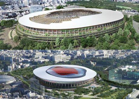 San van dong Olympic Tokyo 2020 - thiet ke cua tuong lai - Anh 2