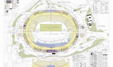 San van dong Olympic Tokyo 2020 - thiet ke cua tuong lai - Anh 3