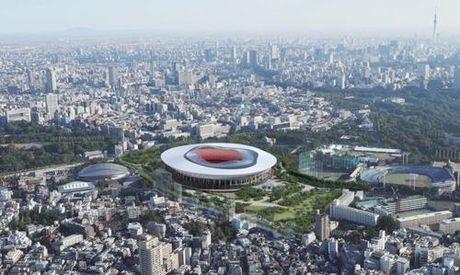 San van dong Olympic Tokyo 2020 - thiet ke cua tuong lai - Anh 4