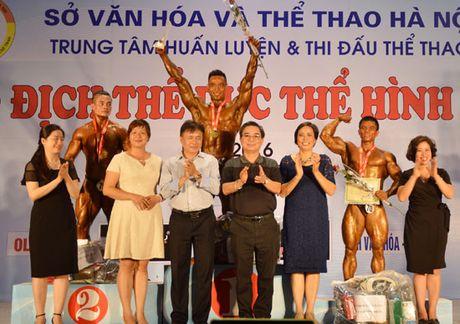 Luc si Ta Dinh Thai doat HCV noi dung Vo dich tuyet doi - Anh 1