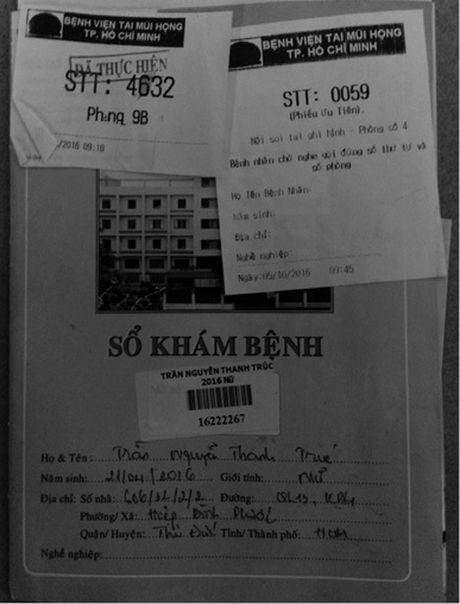 """Buc xuc voi kieu """"hanh xac"""" tai Benh vien Tai Mui Hong TP.HCM - Anh 1"""
