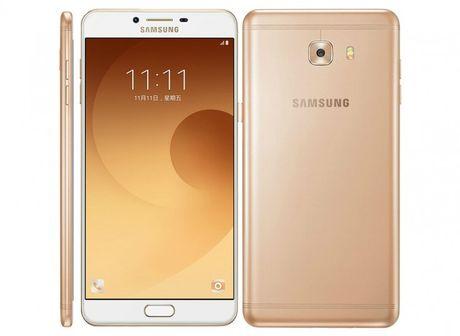 Samsung Galaxy C9 Pro: Pin khung, RAM 6GB - Anh 2