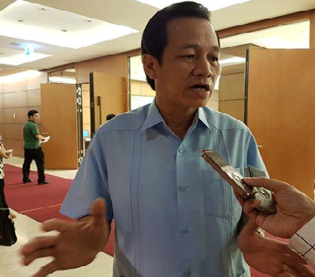 Bo truong Lao dong: '500 nguoi tron trung tam cai nghien do so ra toa' - Anh 1