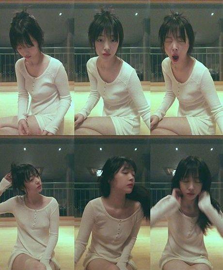 Sao Han 24/10: A Pink lo dang ngu kho do, Yuri hoa 'ba co' - Anh 5