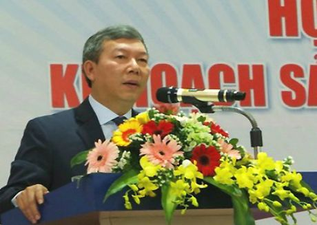 Chu tich Tong cong ty Duong sat xin tu chuc - Anh 1