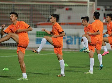 U19 Viet Nam 1-0 U19 Bahrain: Chien thang lich su - Anh 2