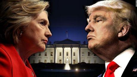 Tong thong Iran: Lua chon Trump hay Clinton deu la 'dieu toi te' - Anh 2