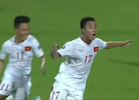 Giai ma con dia chan U19 Viet Nam - Anh 2