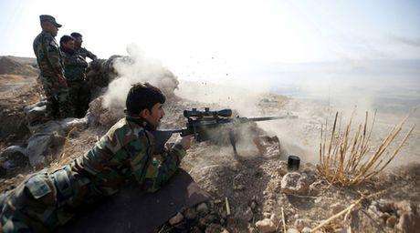Tho Nhi Ky tham gia giai phong Mosul, bat chap su phan doi cua Iraq - Anh 1