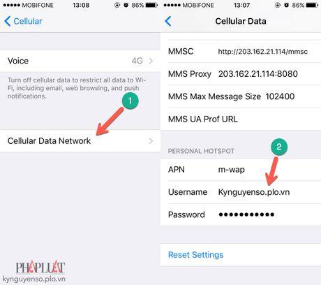Bien iPhone thanh diem phat WiFi di dong - Anh 2