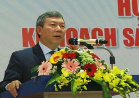 Chu tich Tong cong ty Duong sat Tran Ngoc Thanh xin tu chuc, nghi che do som 4 nam - Anh 1