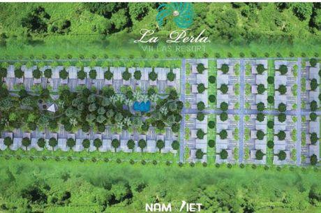 Binh Thuan duyet Quy hoach 1/500 Khu biet thu La Perla Villas Resort - Anh 1