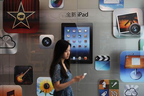 Trung Quoc lan dau tien vuot My ve chi tieu tren App Store - Anh 1