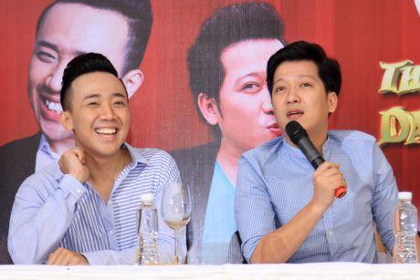 Truong Giang: 'Toi voi Tran Thanh co yeu nhau dau ma ran nut' - Anh 1