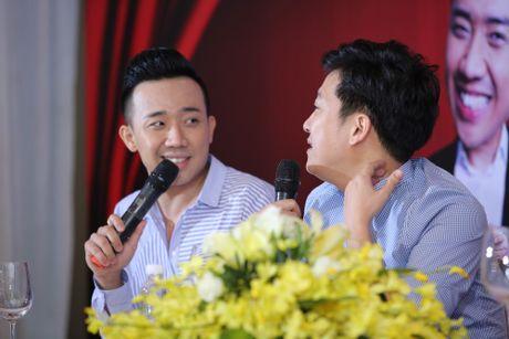 Truong Giang: 'Toi voi Tran Thanh co yeu nhau dau ma ran nut' - Anh 2