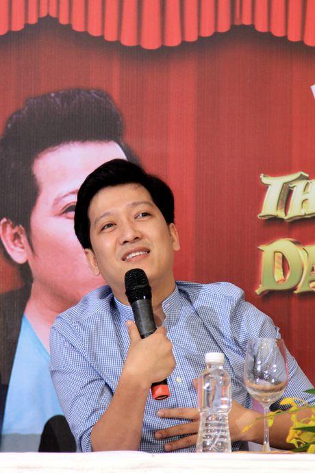 Truong Giang: 'Toi voi Tran Thanh co yeu nhau dau ma ran nut' - Anh 3
