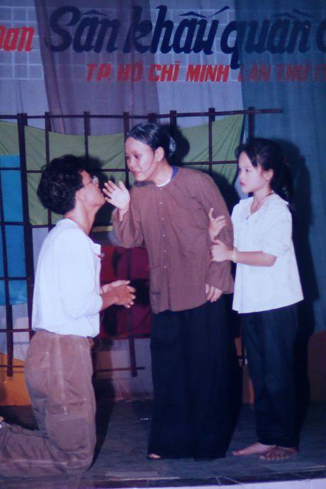 Viet Huong tiet lo anh chup cung Minh Nhi, Hoai Linh gan 20 nam truoc - Anh 10