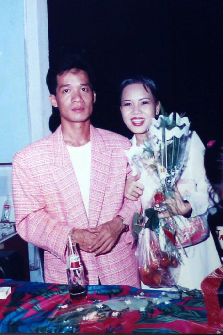 Viet Huong tiet lo anh chup cung Minh Nhi, Hoai Linh gan 20 nam truoc - Anh 7