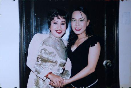 Viet Huong tiet lo anh chup cung Minh Nhi, Hoai Linh gan 20 nam truoc - Anh 8