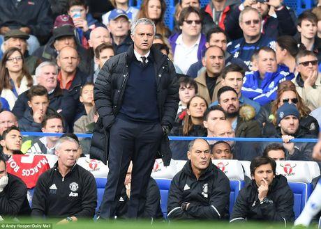 That bai truoc Chelsea, Mourinho tham hai trong ngay tro lai Stamford - Anh 2