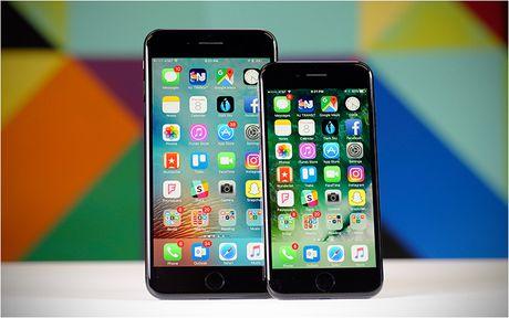 iPhone 7 32 GB cham hon, nhung dieu do co quan trong? - Anh 1