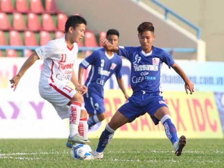 Than Quang Ninh hoa HAGL trong mot tran giau cong hien - Anh 1