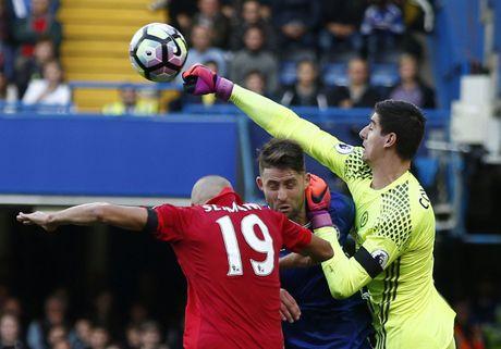 Thong ke the tham cua MU khi thua Chelsea 0-4 - Anh 7