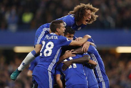 Thong ke the tham cua MU khi thua Chelsea 0-4 - Anh 9