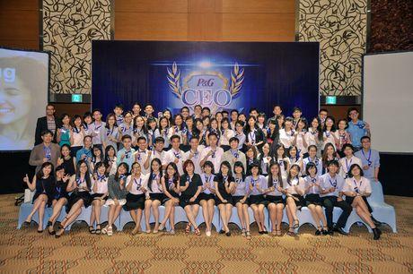 P&G CEO Academy phat trien ky nang lanh dao cho sinh vien - Anh 1