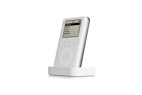 15 nam lich su may nghe nhac iPod - Anh 3