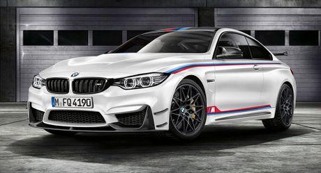 BMW ra mat M4 dac biet vinh danh tay dua cua hang - Anh 1