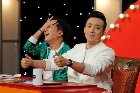 Tran Thanh, Truong Giang: 'Ngoi game show nhieu vi con hot' - Anh 1