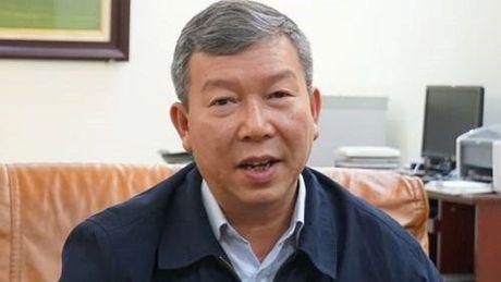 Chu tich Tong cong ty Duong sat Viet Nam xin tu chuc - Anh 1