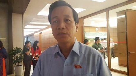 Bo truong Dao Ngoc Dung: Nguoi cai nghien tron trai do so ra toa - Anh 1