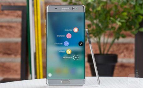 Samsung hoan phat trien Galaxy S8 vi khong biet vi sao Note 7 phat no - Anh 1