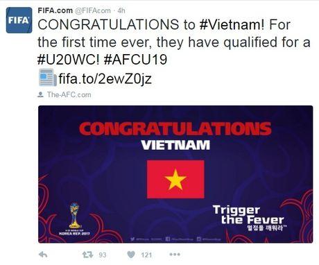 U19 Viet Nam du World Cup: FIFA gui loi chuc mung - Anh 1