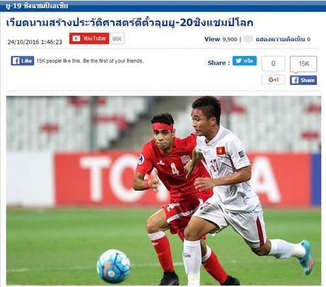 U19 Viet Nam du World Cup: Truyen thong quoc te sung sot - Anh 2