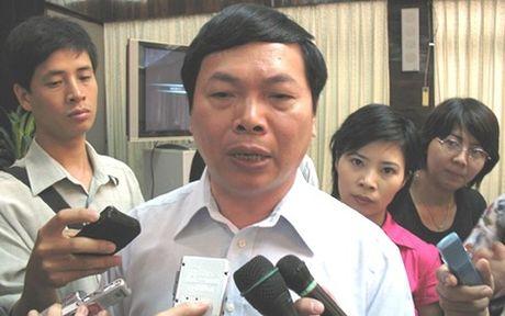 De nghi ky luat canh cao nguyen Bo truong Vu Huy Hoang - Anh 1