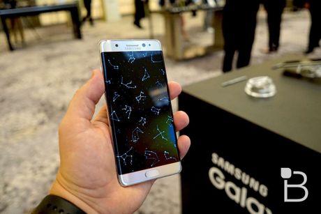 Samsung bi chinh nguoi dung trong nuoc kien - Anh 1