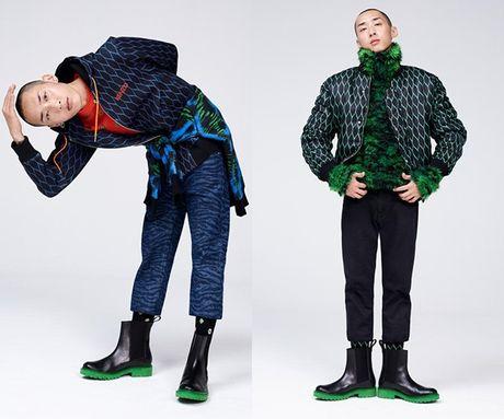 Chiem nguong bo suu tap Kenzo x H&M truoc ngay len ke - Anh 15