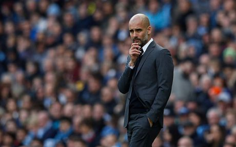 Guardiola: 'Man City mat diem khong phai vi cac sai lam ca nhan' - Anh 1