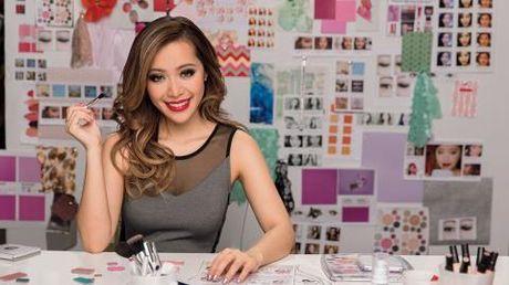 'Phu thuy trang diem' Michelle Phan tiep tuc 'lam mua lam gio' tren Youku - Anh 2