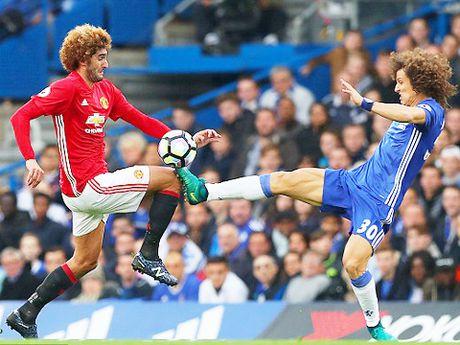 Graeme Souness: 'David Luiz dang bi duoi o tran Chelsea – Man United' - Anh 1