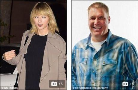 Taylor Swift phan no ke chi tiet vu bi nam DJ 'luon tay vao vay' - Anh 1