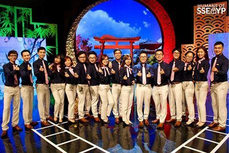 Gap nu sinh uu tu cua Dai hoc KTQD tren Tau Thanh nien Dong Nam A 2016 - Anh 2