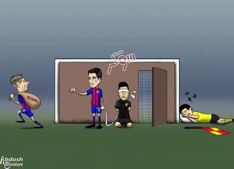 Biem hoa 24h: Mourinho 'tai mat' roi Stamford Bridge - Anh 13