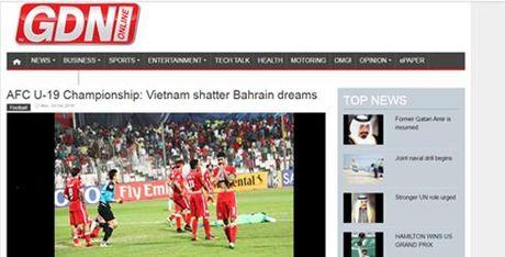 Bao Thai Lan 'nga mu' truoc chien tich vao World Cup cua U19 Viet Nam - Anh 2