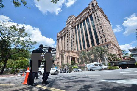 Malaysia xet xu hai doi tuong ung ho Nha nuoc Hoi giao - Anh 1