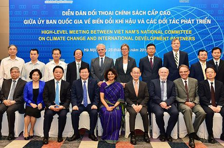 Cong bo kich ban bien doi khi hau va nuoc bien dang 2016 - Anh 1